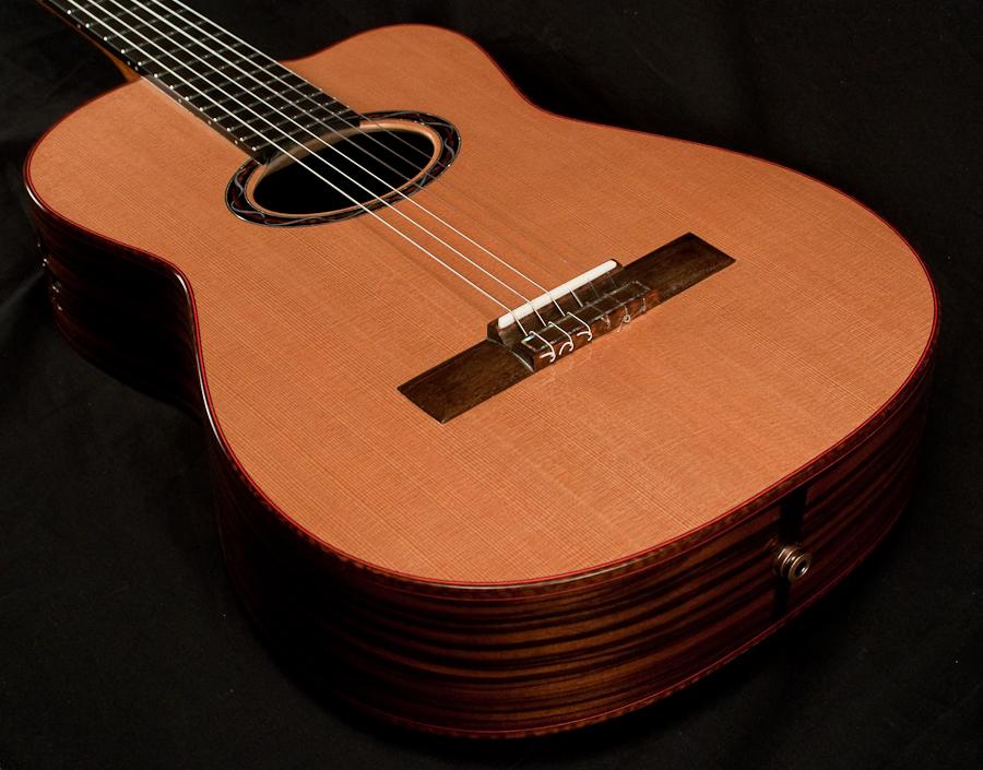 John Buscarino's Grand Cabaret Classical Guitar