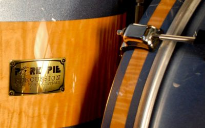 Custom Drums, They're Not All about the Finish