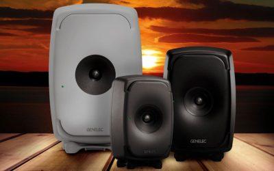 "Video of ""The Ones"" Showcase at Sound Pure Studios: 8331, 8341 & 8351 Studio Monitors"