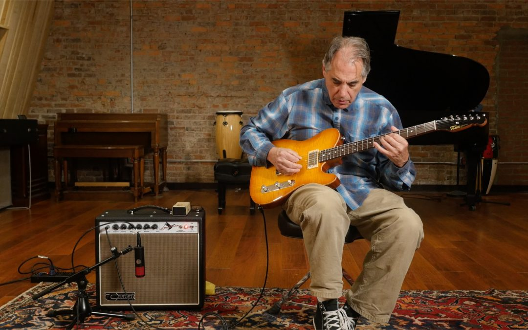 Eddie's Corner: Add Some Flat 5 Spice to Your Solos