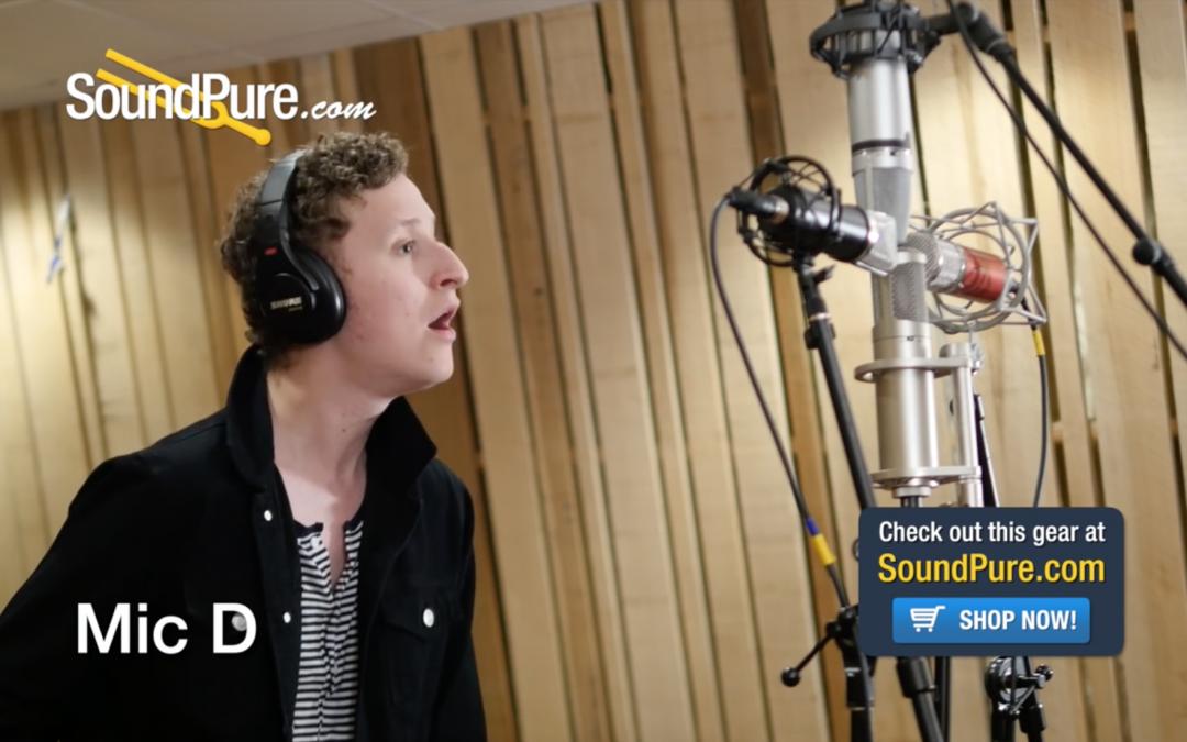Budget FET Vocal Mic Shootout: Lauten LA-220 v. Studio Projects C1 v. Miktek C1 v. Avantone CK-7