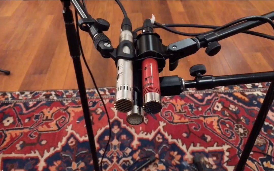 3 Budget-Friendly SDC Microphones: Lauten LA-120 vs Peluso CEMC6 vs Avantone CK-1