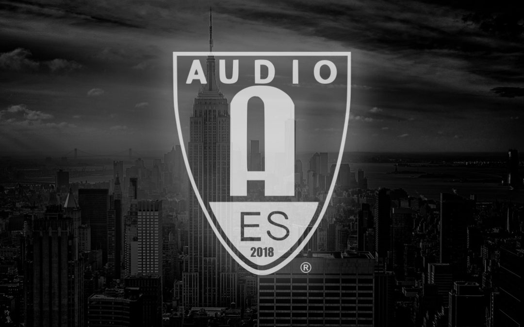 Hot Picks From AES NY: Pre-Order Today