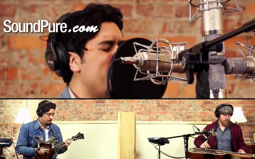 Peluso Tube LDC Microphone Shootout On Male Vocals: P12, 2247 SE, P67, 22 251