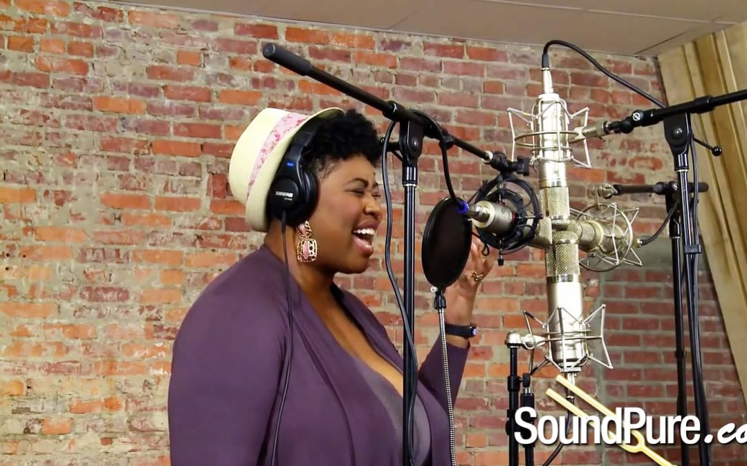 4 Peluso LDC Microphone Shootout on Female Vocals: P12 vs 2247 SE vs P67 vs 22 251