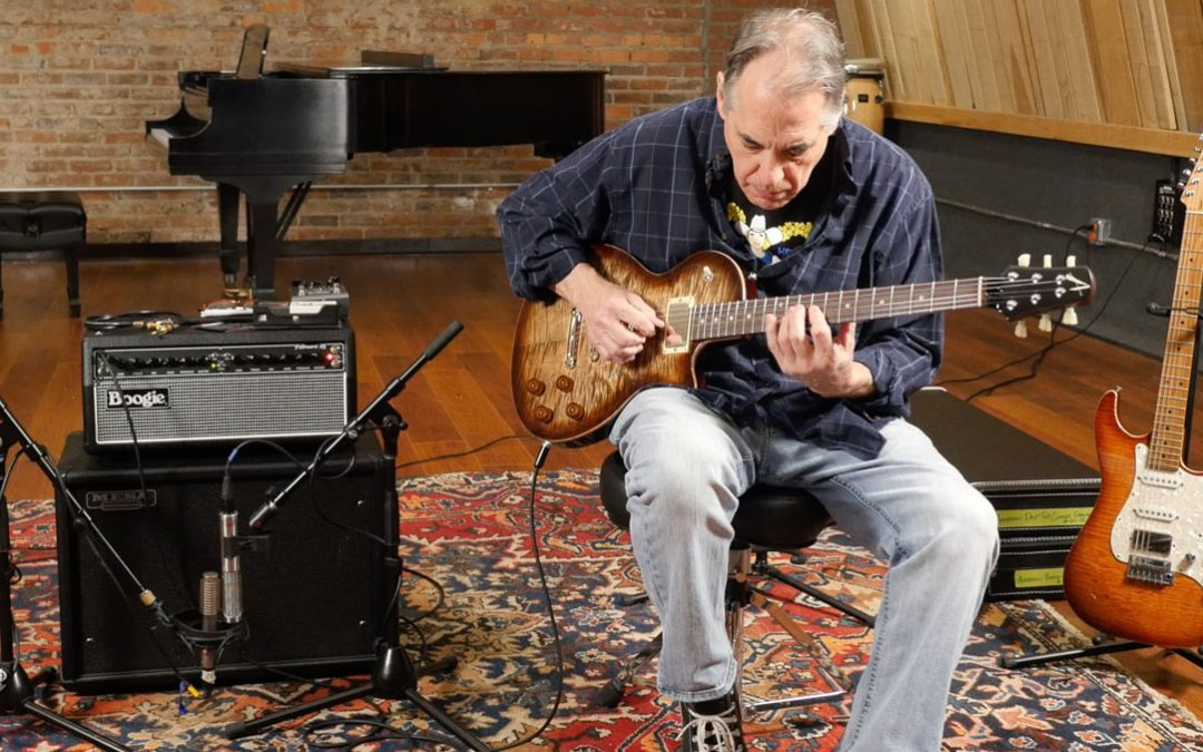 First Listen: Mesanovic Model 2 vs. Royer R-121 on Electric Guitar