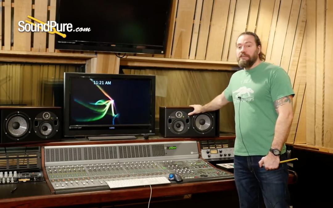 Studio Monitor Orientation Tips