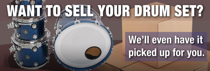 Want to Sell Your Drum Set
