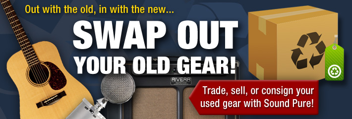 Swap out your old gear!