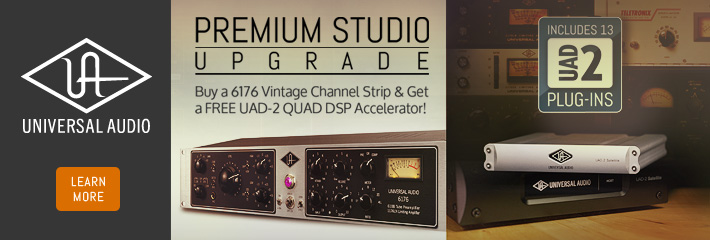 UA Premium Studio Upgrade