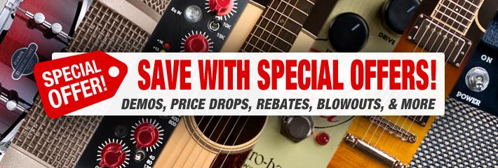 Sound Pure Specials