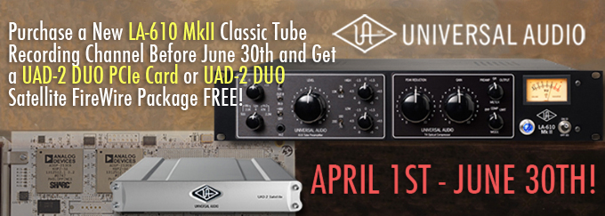 UA Total Studio Deal
