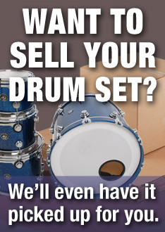 Want to sell Your Drum Set?