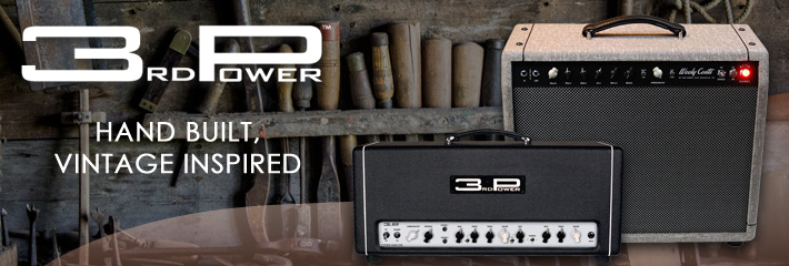 3rd Power Amps