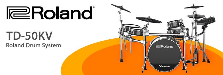 Roland Drum System