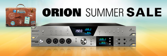 Orion Summer Sale