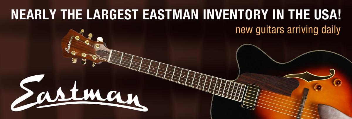 Eastman Guitars | Soundpure com