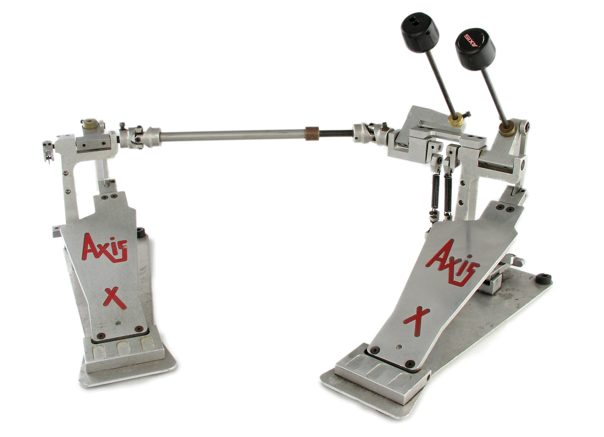 Axis Percussion X2 Double Bass Drum Pedal Used