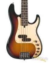Xotic XP-1T 3-Tone Burst Alder Electric Bass Guitar #122