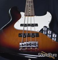 Fender Standard Jazz Bass 3 Tone Sunburst - Used