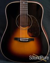 Boucher Cherry Studio Goose Dreadnought Acoustic Guitar
