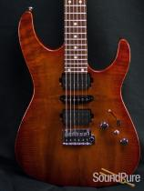 Anderson Angel Honey Shaded Edge w/ Binding Electric Guitar
