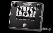 Mesa Boogie Legendary 'Boogie' 5-Band EQ Effect Pedal