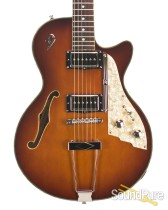 Duesenberg Starplayer Hollow Series TV Vintage Burst Guitar
