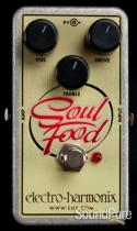 Electro Harmonix Soul Food Overdrive Effect Pedal - Used