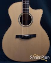 Eastman AC822CE-FF Fanned Fret Acoustic Guitar Demo 10935296