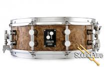 Sonor 14x5 Prolite Snare Drum- Chocolate Burl