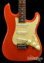 Suhr Classic Fiesta Orange Electric Guitar 24575