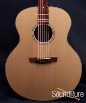 Goodall Aloha Koa Jumbo Acoustic Guitar 6293