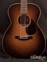 Bourgeois Signature OM Adirondack/Brazilian Acoustic Guitar
