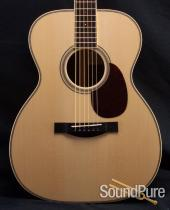Santa Cruz OM Acoustic Guitar S/N 4825