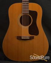 Guild DC-35-NT Acoustic Dreadnought Guitar- used
