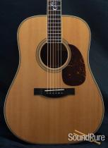 Santa Cruz Tony Rice Dreadnought Acoustic Guitar *USED*