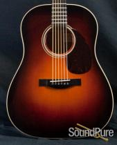 Santa Cruz VJ Vintage Jumbo Acoustic Guitar - Used