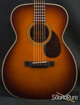 Collings OM2H Sunburst 23157 Acoustic Guitar