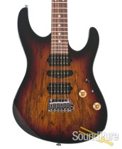 Suhr Modern 3-Tone Burst Spalted Maple HSH Electric #25322
