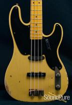 "Nash PB-52/JB-SK ""Tele Bass"" Butterscotch Blond NG-2419 Bass"