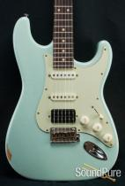 Suhr Classic Antique Sonic Blue Electric Guitar 23410