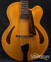 Mapson 7-String Lusso Archtop Guitar - Pre-Owned