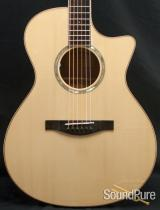 Eastman AC608CE Grand Concert AC/Elec Guitar NAMM