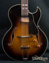 Eastman AR371CE SB Archtop Electric Guitar 10345388 NAMM