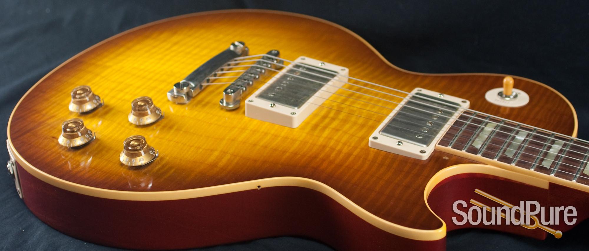 Gibson 2008 Les Paul Custom R9 Reissue Guitar - Used