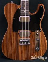 Suhr Classic T Zebrawood Reverse-Headstock Guitar 25461