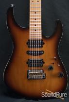 Suhr Guthrie Govan Antique 2-Tone Tobacco Burst Guitar 19106