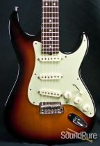 Grosh 2007 Retro Classic 59 Burst Electric Guitar - Used