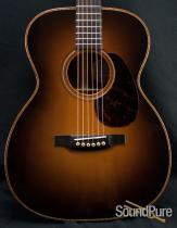 "Bourgeois DB Signature Sunburst ""00"" Acoustic Guitar"